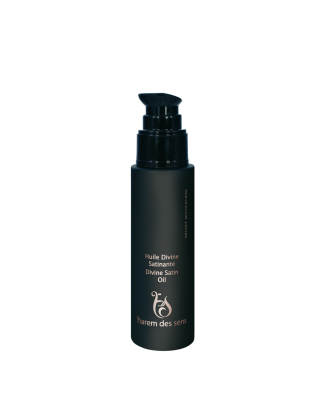HUILE DIVINE SATINANTE – 50 ML Soins corps